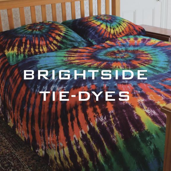 Brightside Tie-Dyes