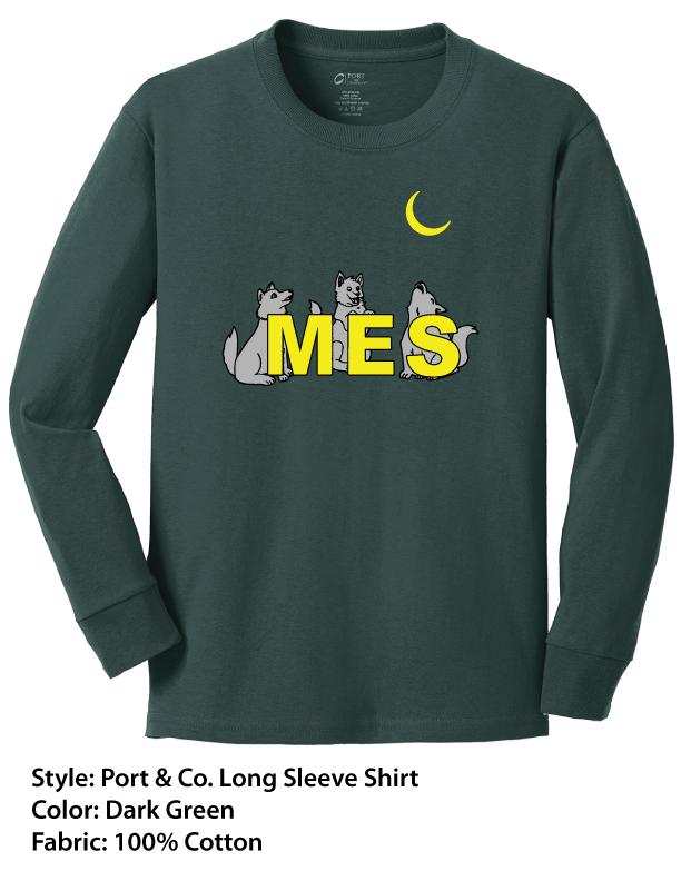 MES Cotton Long Sleeve Shirt