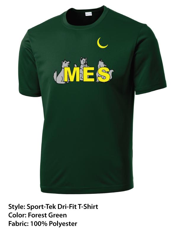 MES Sport-Tek Dri-Fit T-Shirt
