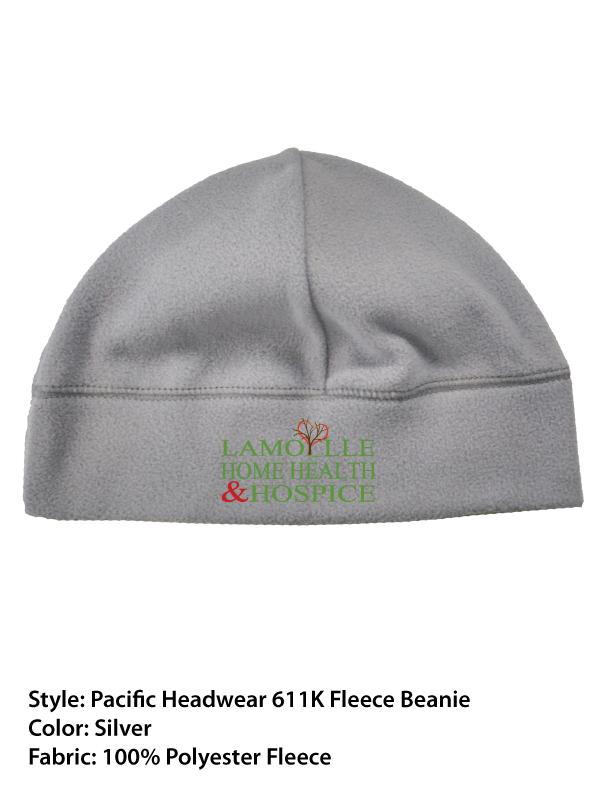 Pacific Headwear Fleece Beanie