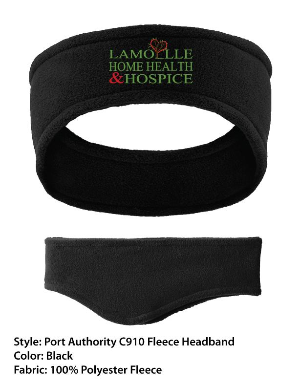 Port Authority Fleece Headband
