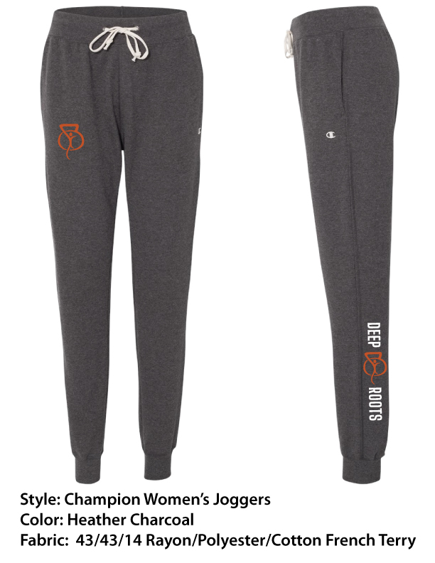 Deep Roots Fitness – Champion Women's Joggers